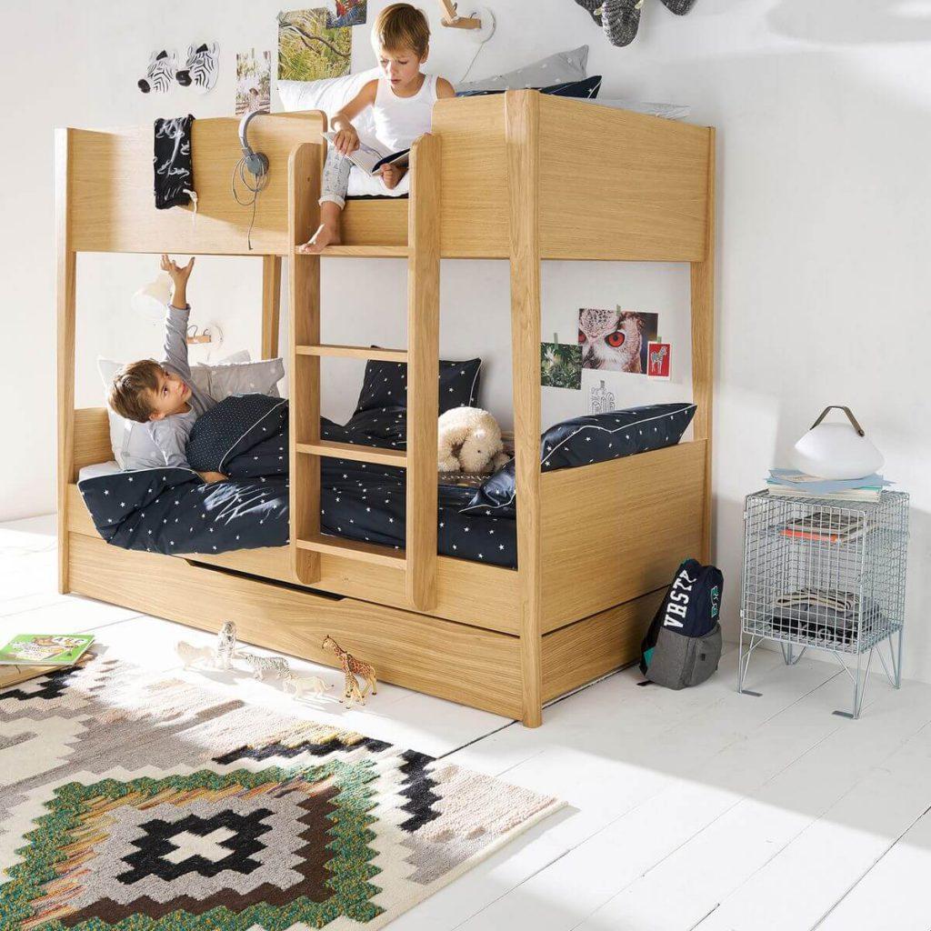 alceste des lits superpos s qui ont du style frenchy fancy. Black Bedroom Furniture Sets. Home Design Ideas