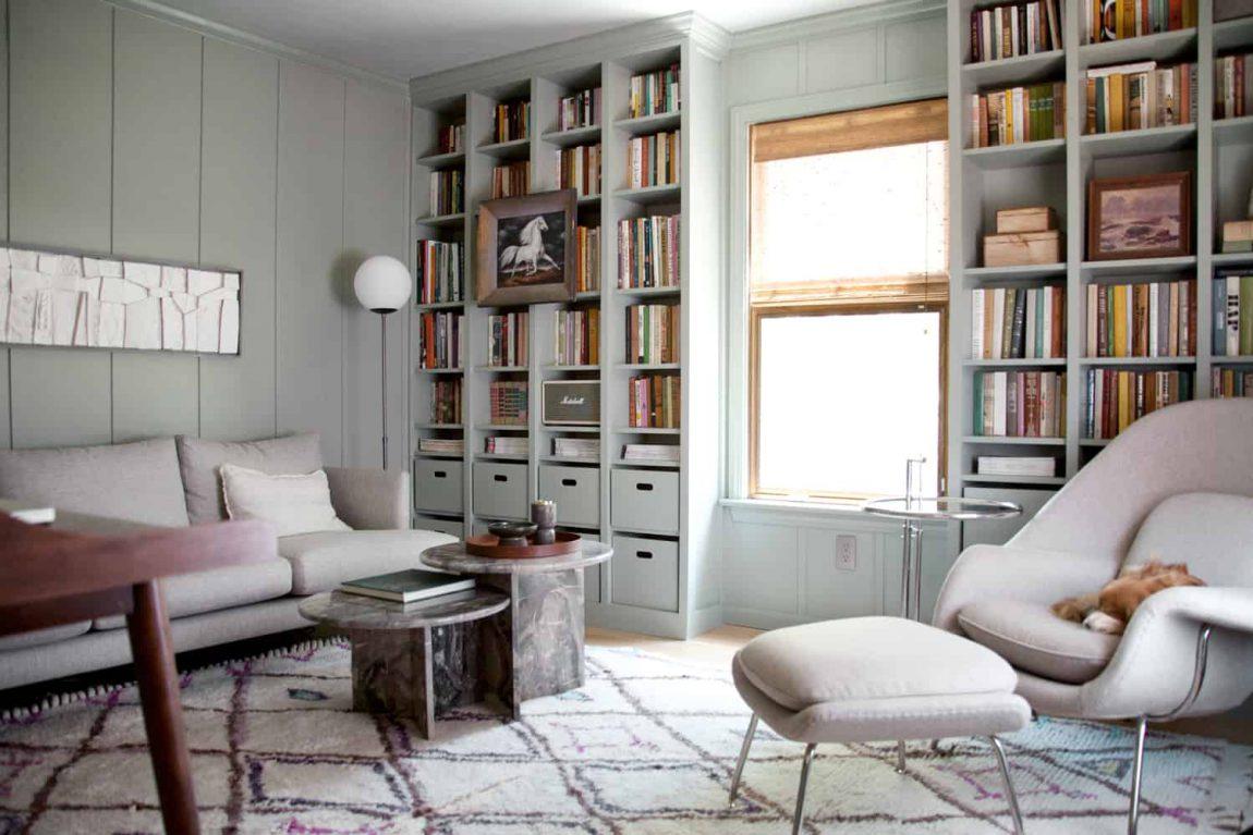 Ikea Hack Des Idees Pour Customiser Votre Bibliotheque Billy