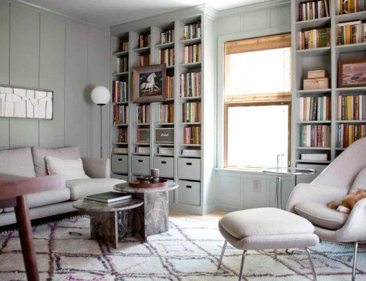 Ikea hack : des idées pour customiser votre bibliothèque Billy - FrenchyFancy