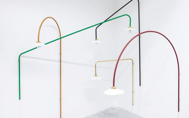 Les luminaires minimalistes de Muller Van Severen - FrenchyFancy