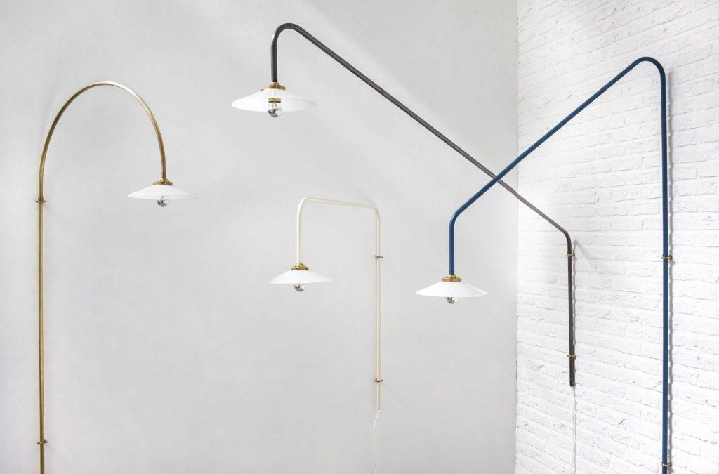 Les luminaires minimalistes de Muller Van Severen