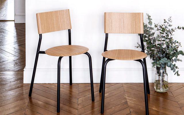 SSD, la première chaise imaginée par TIPTOE - FrenchyFancy