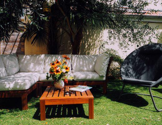 L'aménagement de notre terrasse & jardin - FrenchyFancy