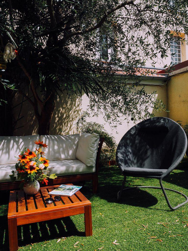 L\'aménagement de notre terrasse & jardin - Frenchy Fancy