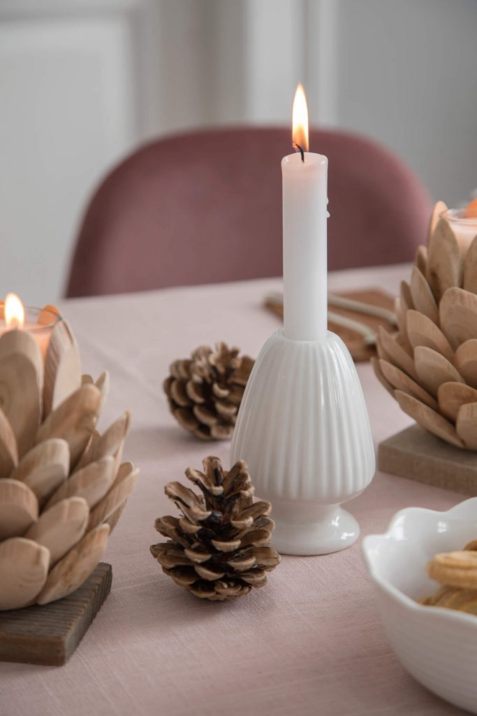 Décoration de table de Noël signée  Søstrene Grene