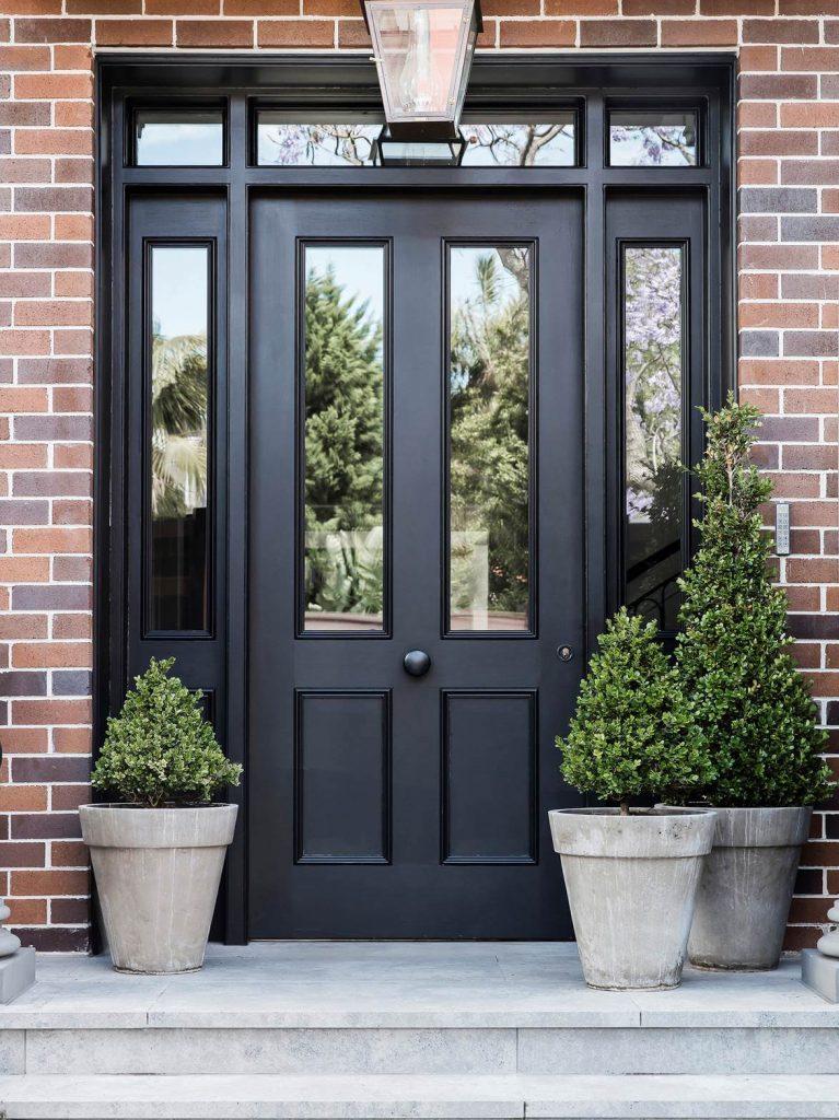 Bien choisir la porte d'entrée de sa maison