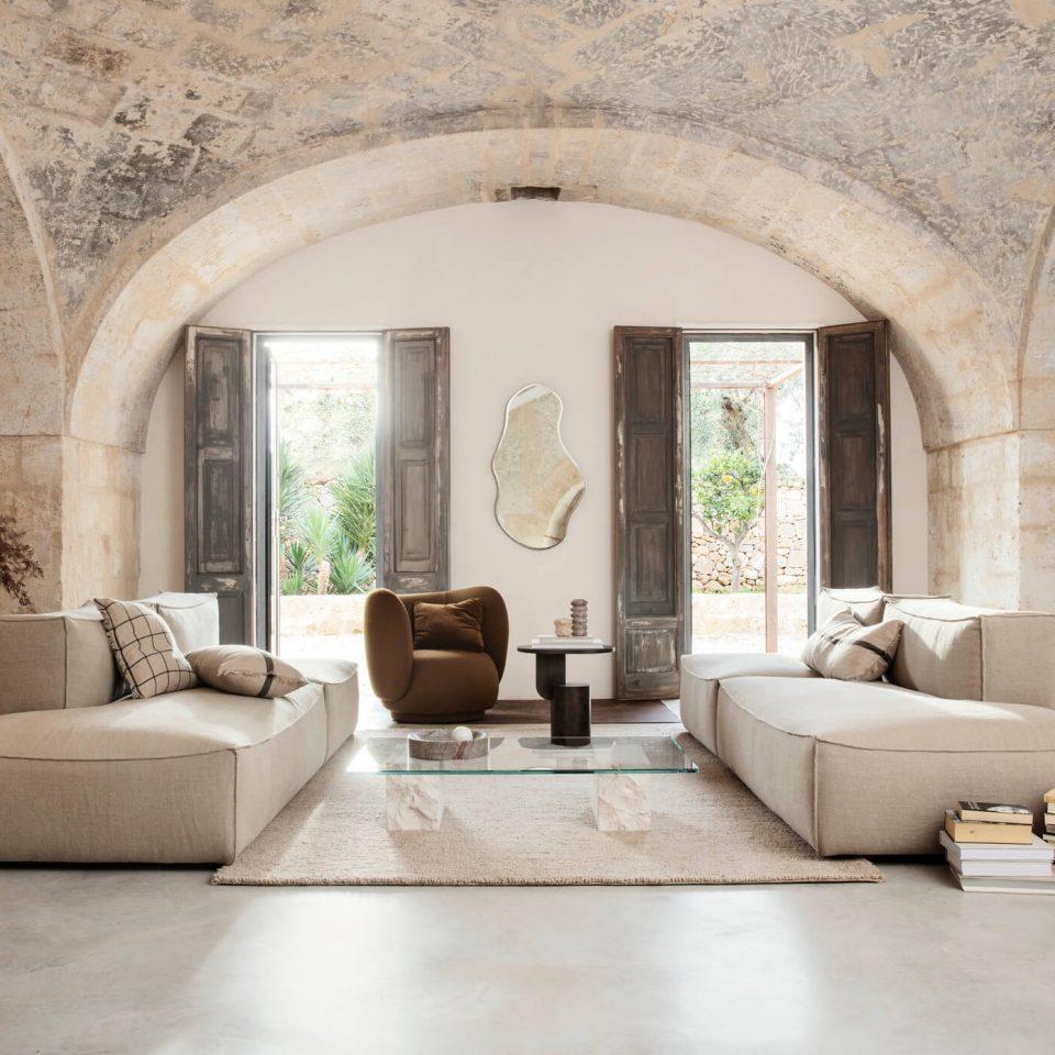 Des tons naturels et de belles matières chez Ferm Living - FrenchyFancy