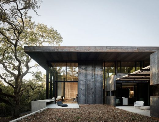 Une maison contemporaine en Californie - FrenchyFancy