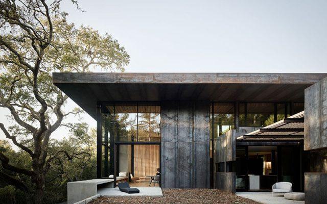 Une maison contemporaine en Californie - FrenchyFancy