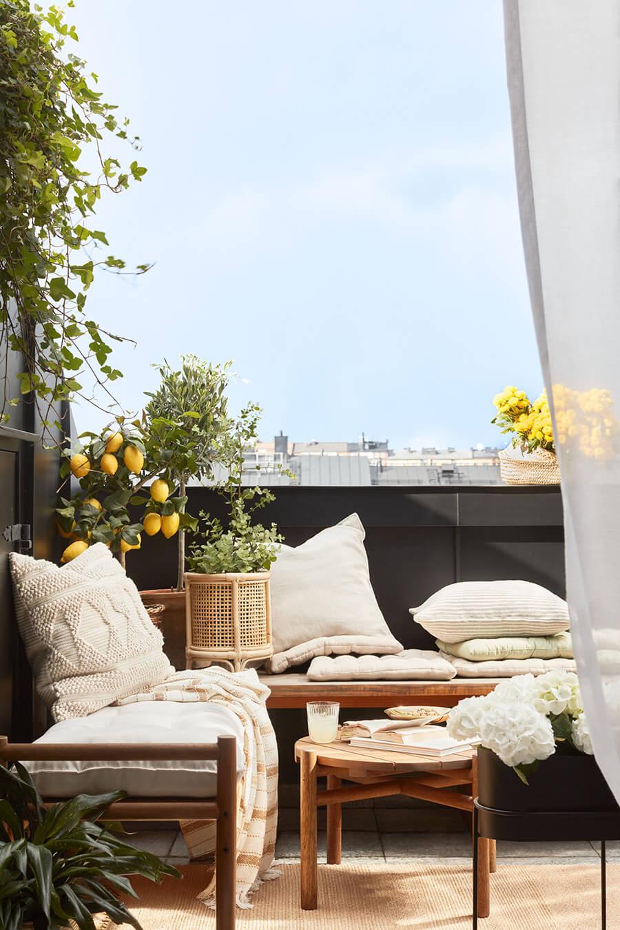 Ma sélection de mobilier de jardin pour profiter des beaux jours