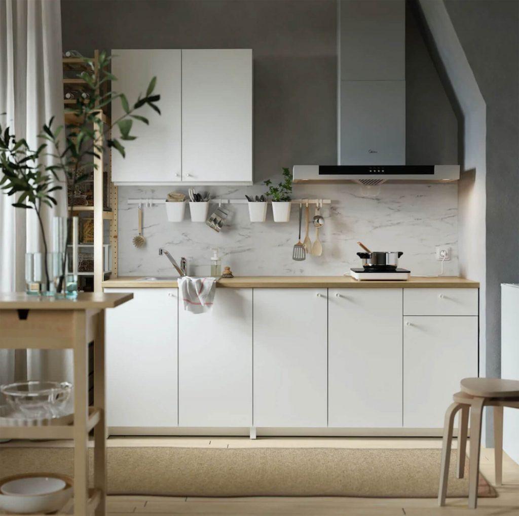20 cuisines Ikea qui ont du style - FrenchyFancy