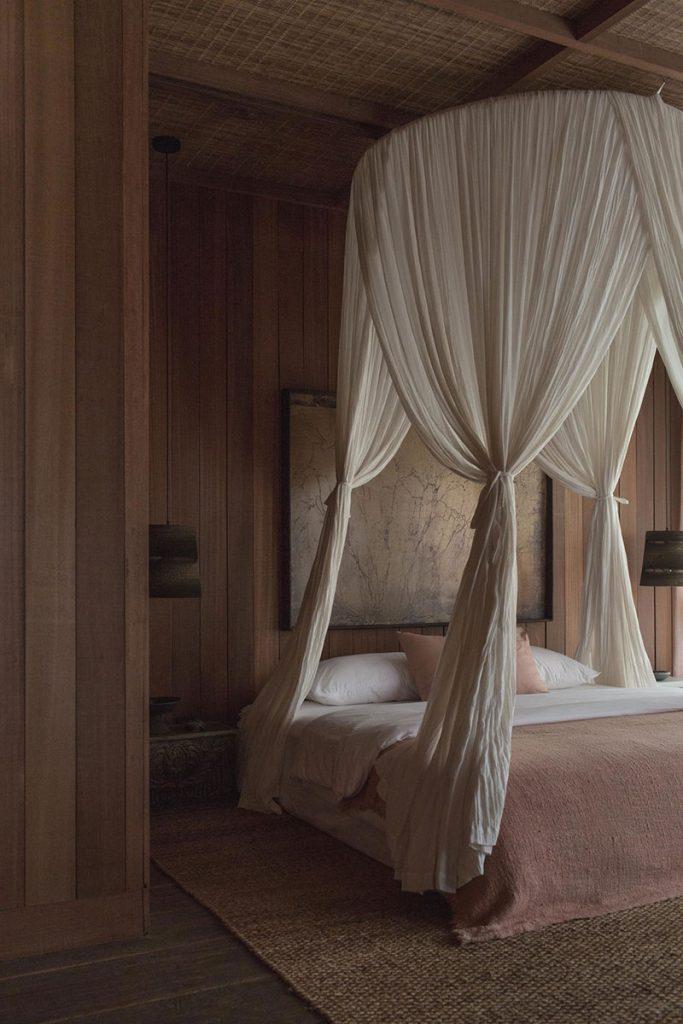 Décoration chambre style Bali