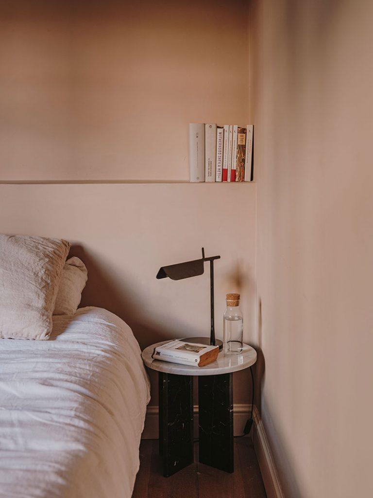 Décoration chambre rose