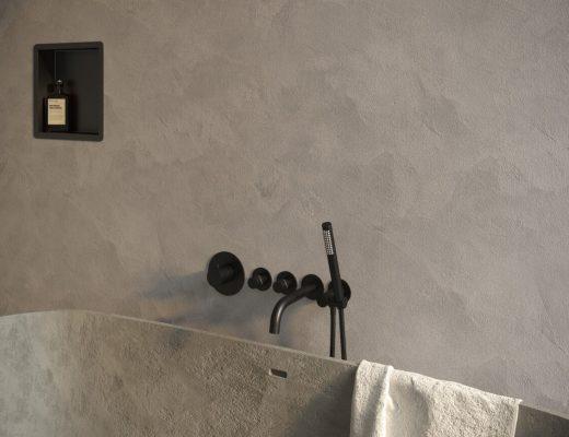 Tadelakt salle de bains - FrenchyFancy