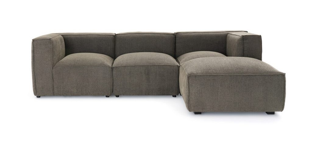 Canapé Seven gris de chez La Redoute intérieurs