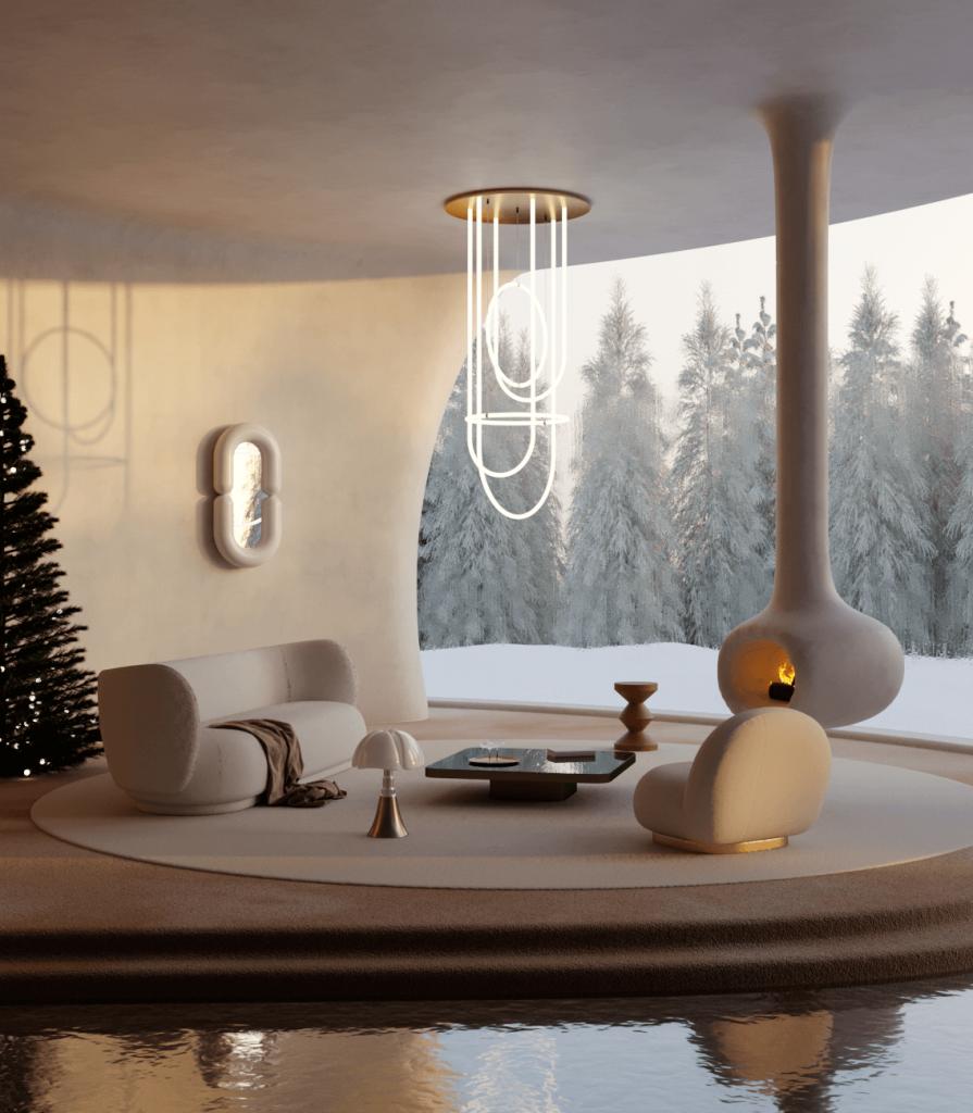 Le Noël enchanté de Made in design