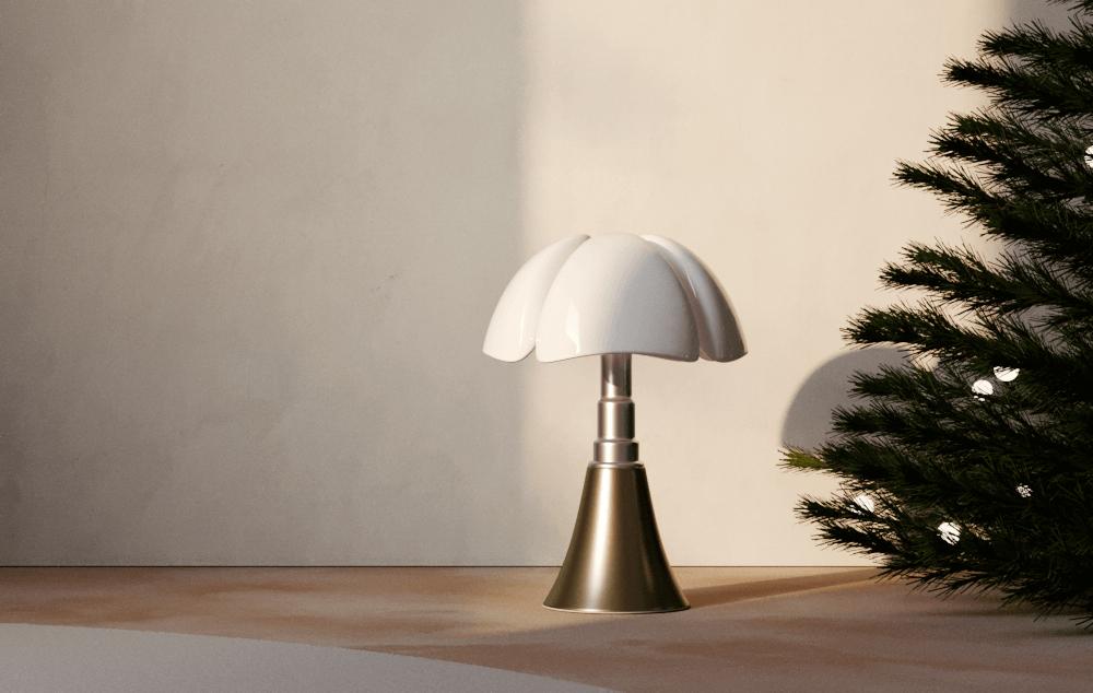 Lampe Pipistrello chez Made in design