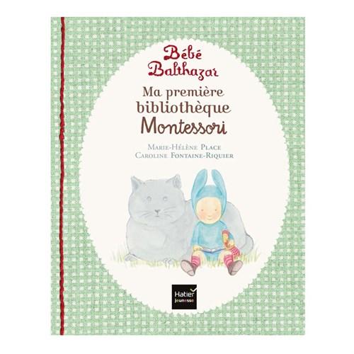 Les livres Montessori de Bébé Balthazar