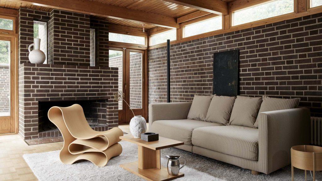 Décoration salon cosy avec canapé ikea