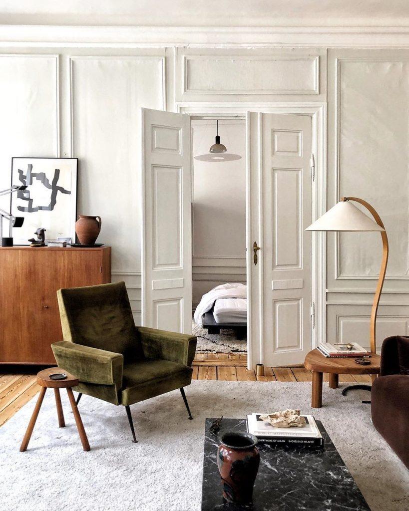 L'intérieur parisien de Joseph Dirand