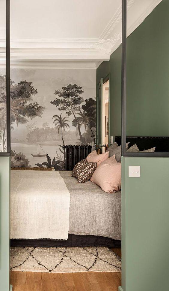 Aménager une chambre avec verrière