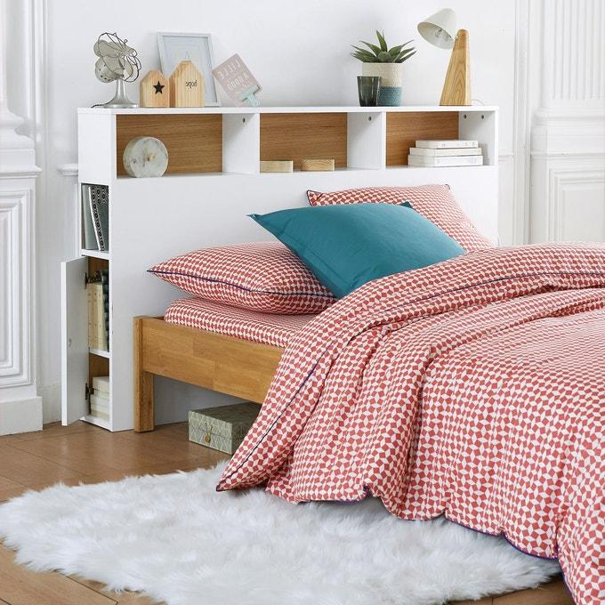 Tête de lit avec rangement