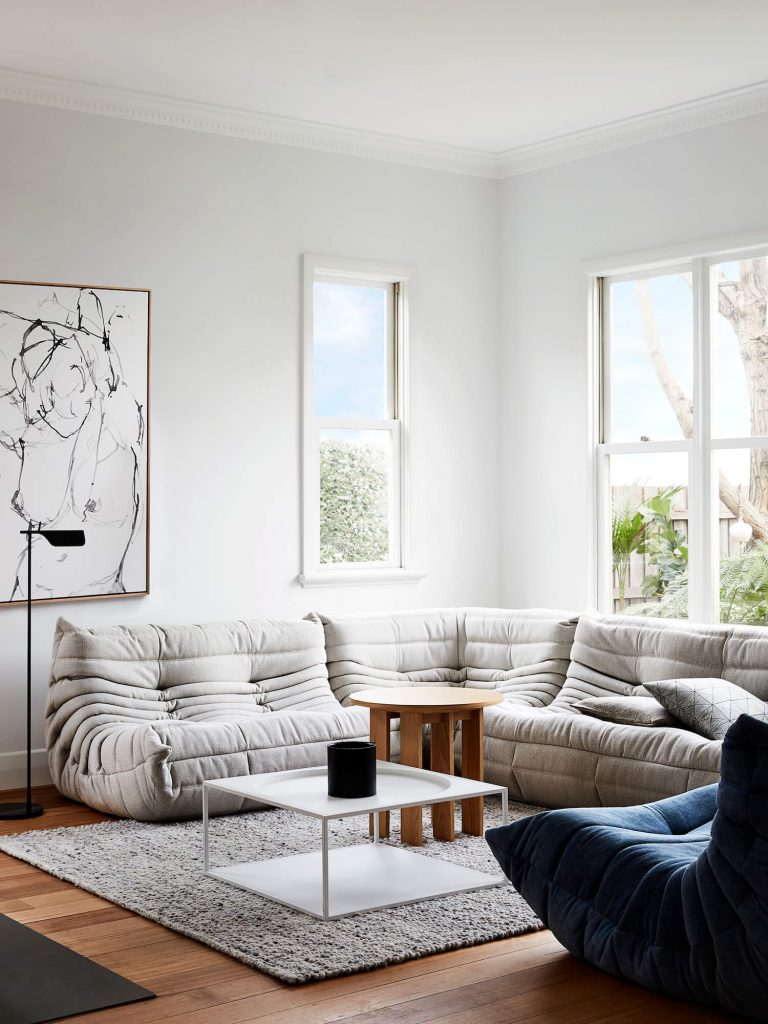 Canapé d'angle Togo