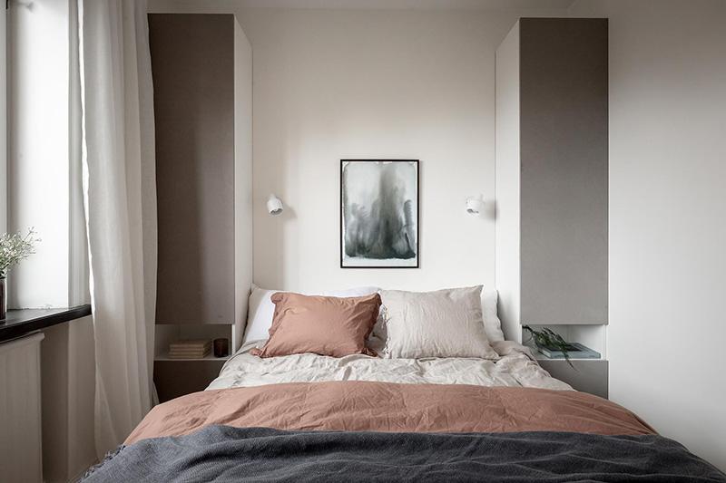 Tête de lit chambre