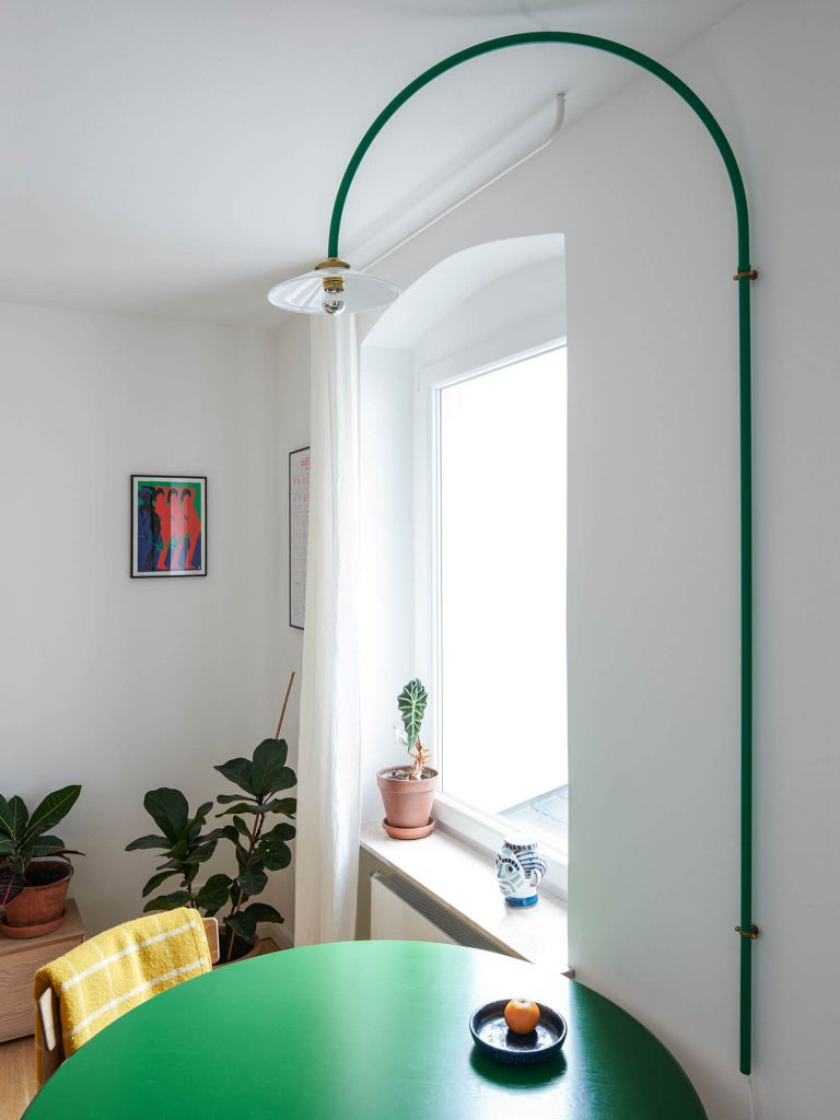Lampe design Muller van Severen