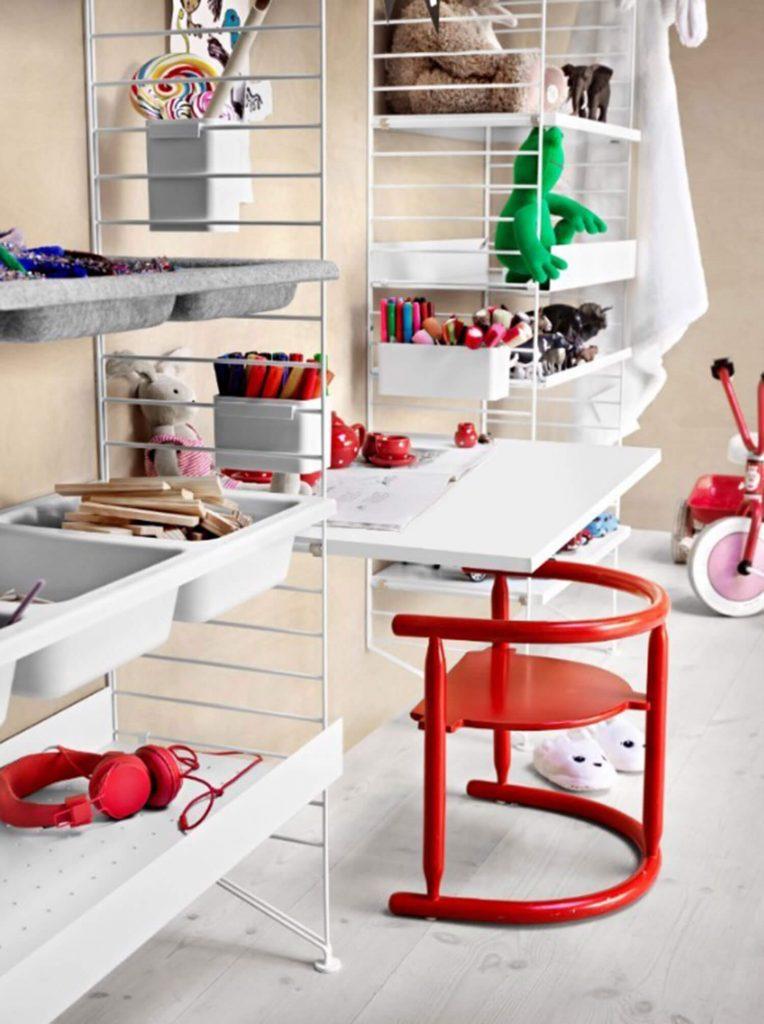 Bureau String chambre enfant