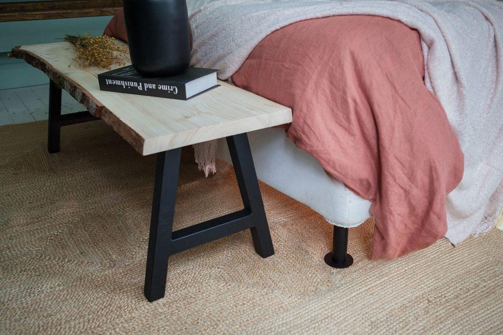 Pieds de lit sur-mesure La Fabrique des Pieds