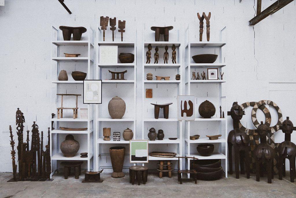 Déco ethnique : Amélie Maison d'Art x Maison Intègre