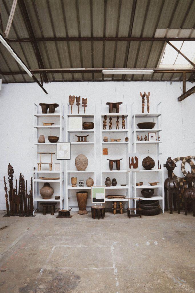 Artisanat africain