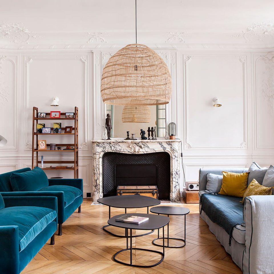 Idée décoration salon