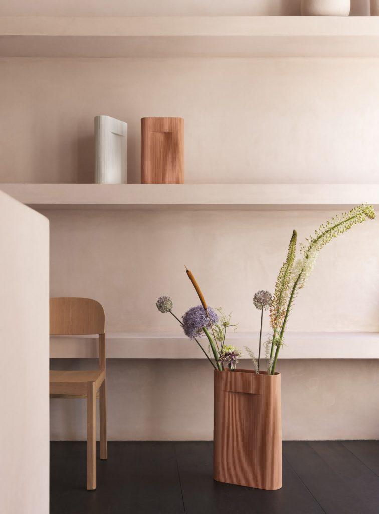 objets déco vase Muuto