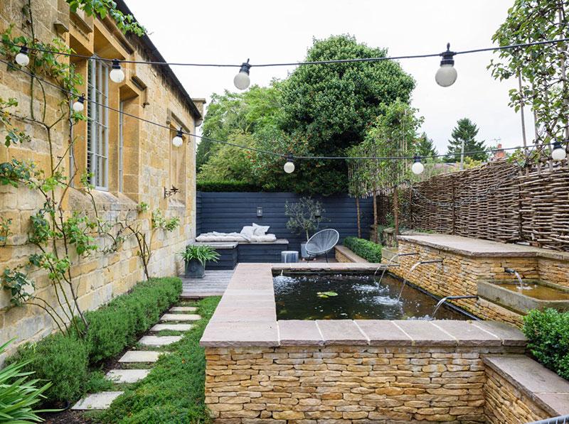 Aménagement terrasse cosy