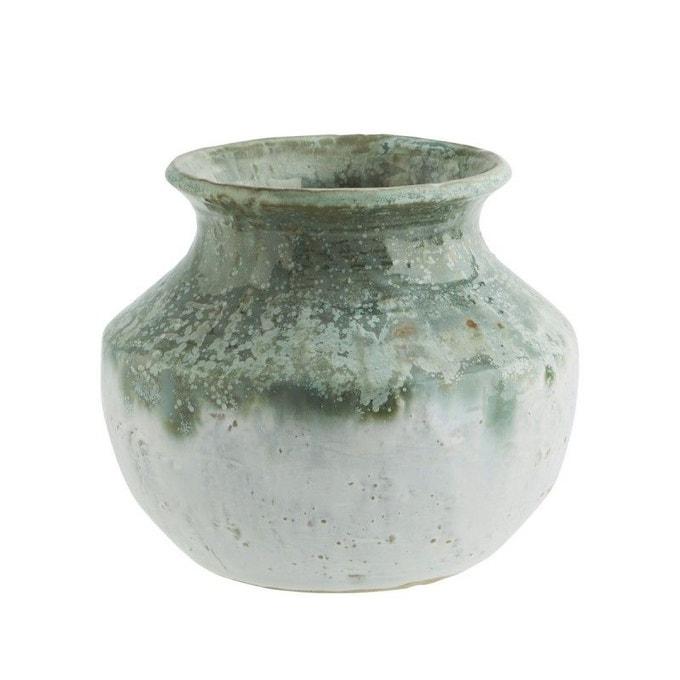 Vase vert d'eau