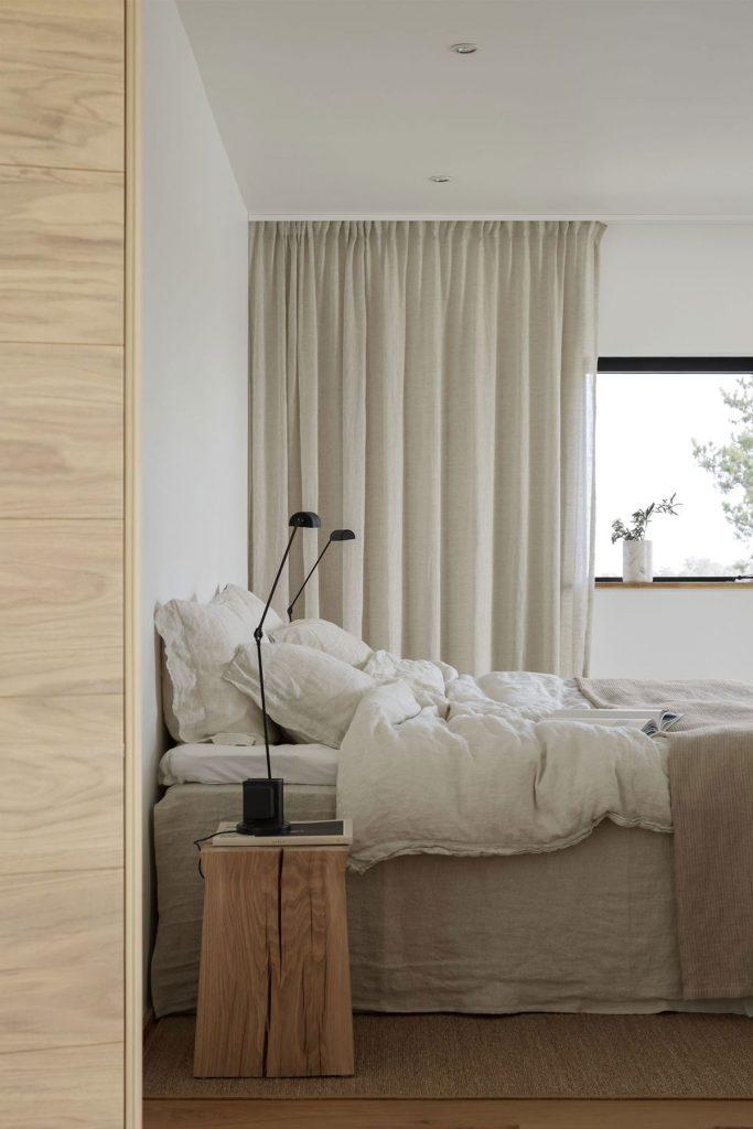 Guide literie linge de lit en lin froissé