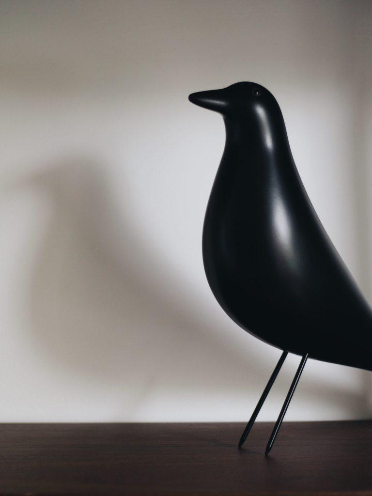 Oiseau Eames Vitra