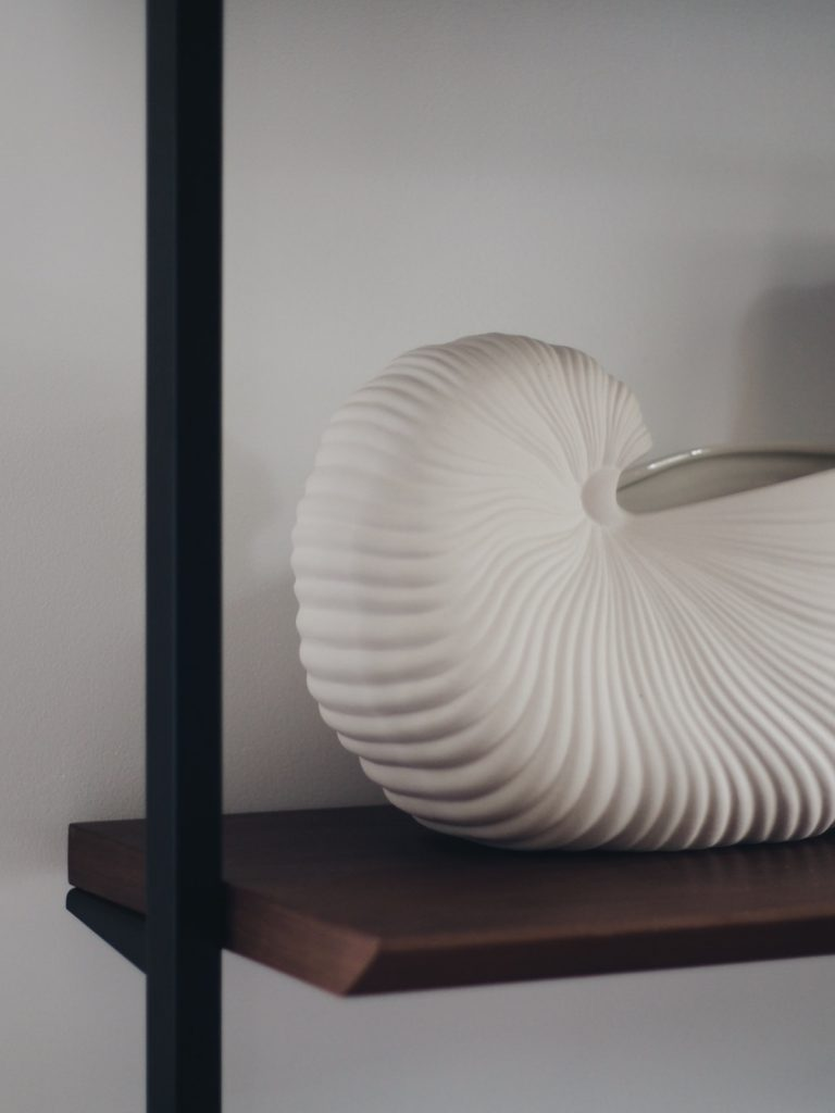 Vase Shell Ferm Living
