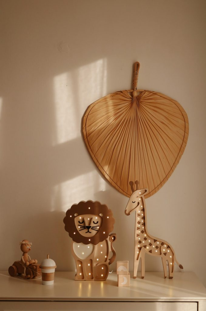 Lampe veilleuse lion Little Lights