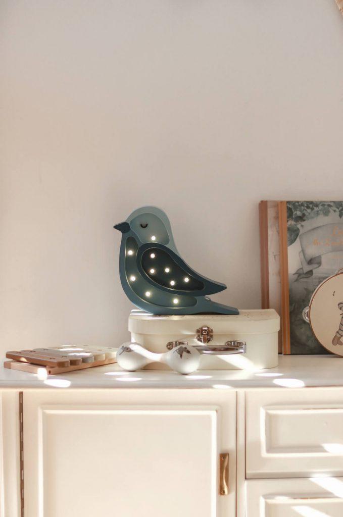 Lampe veilleuse oiseau Little Lights