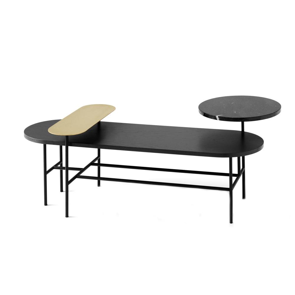 Table basse Palette chez &tradition